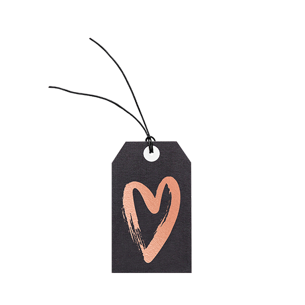 Wild Heart // Gift Tag The Wholesome Gift Box