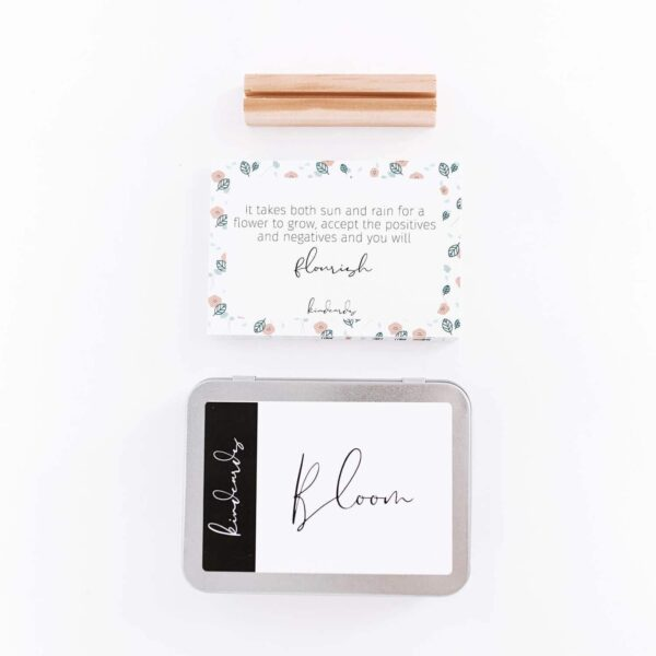 Kind Cards, Bloom Affirmation Cards The Wholesome Gift Box