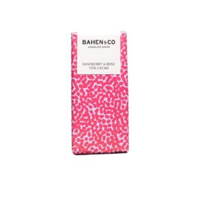 Bahen & Co Chocolate, Raspberry & Rose The Wholesome Gift Box