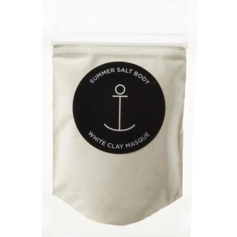 Summer Salt Body, Mini White Clay Masque The Wholesome Gift Box