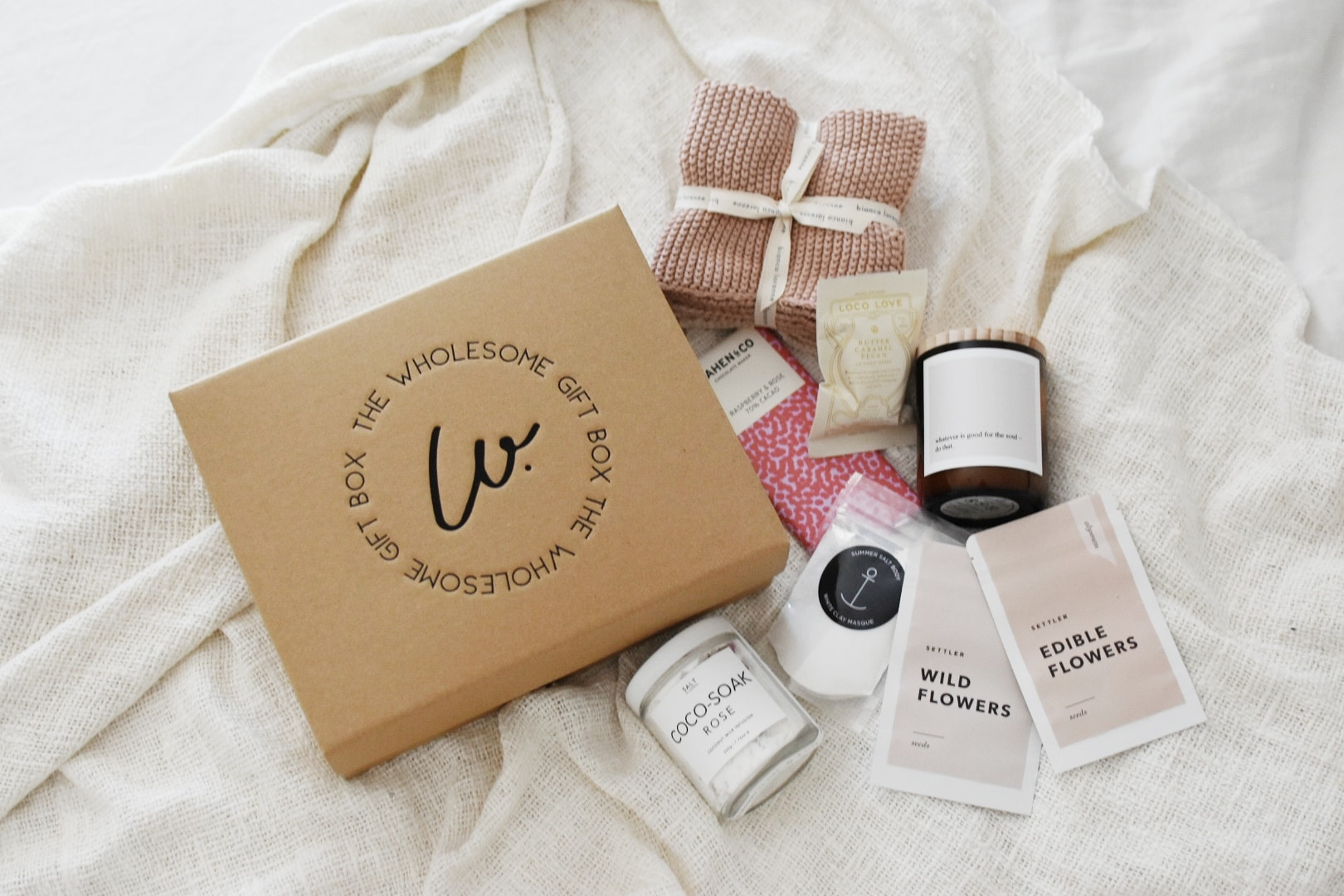 Home The Wholesome Gift Box